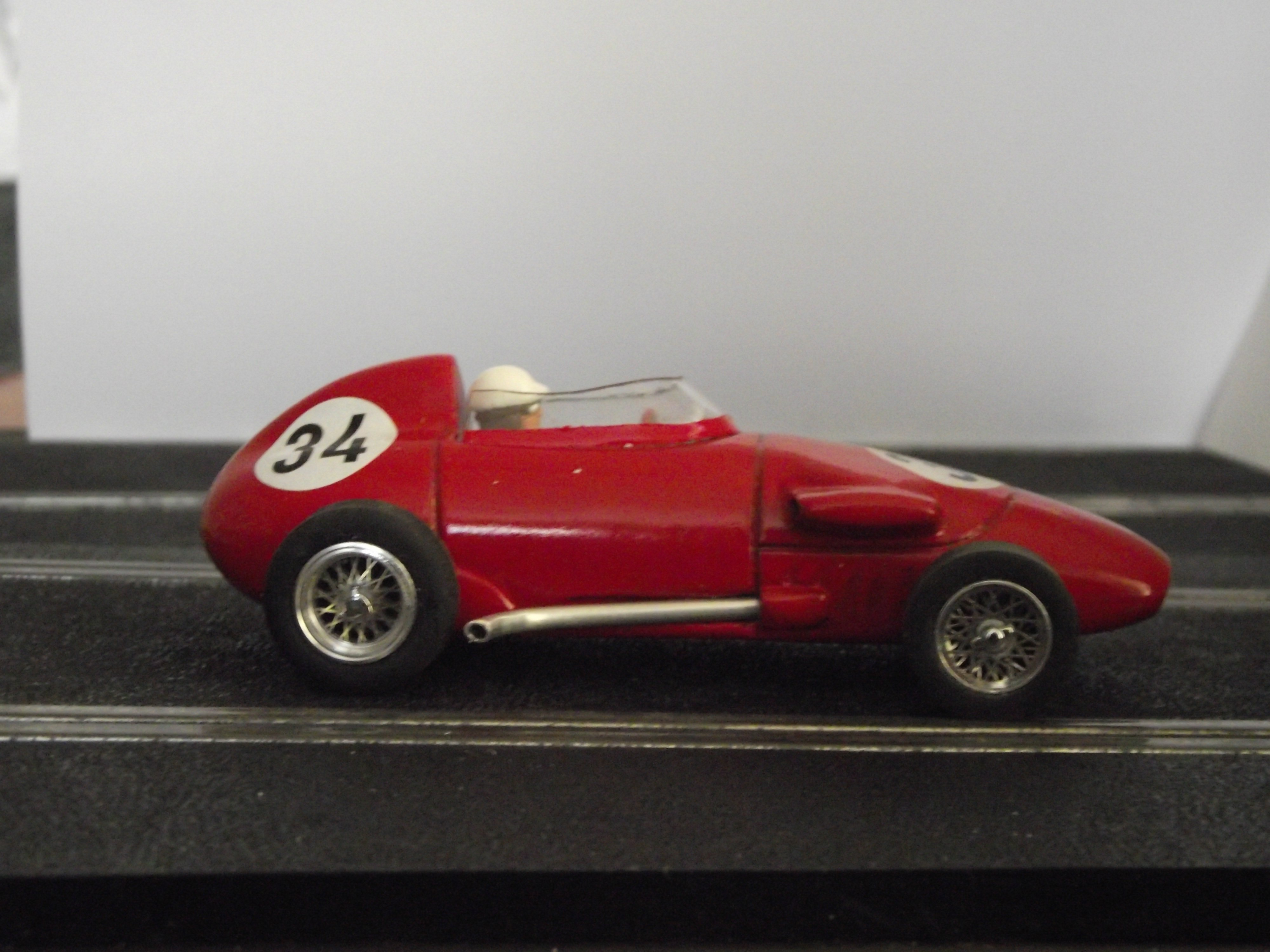 1959 STAGUELLINI FORMULA JUNIOR